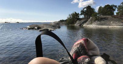 Dagstur på Gränsö
