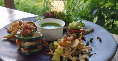 Topp 10 veganska restauranger i Ubud
